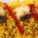 aperitivo aove arroz con habas 1